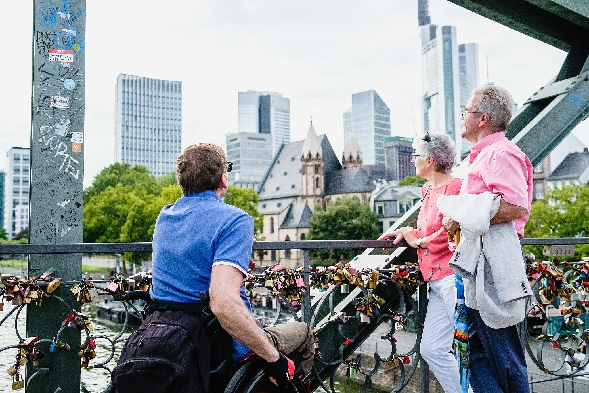 (c) Andi Weiland | Gesellschaftsbilder.de Barrierefreiheit in Frankfurt am Main #visitfrankfurt